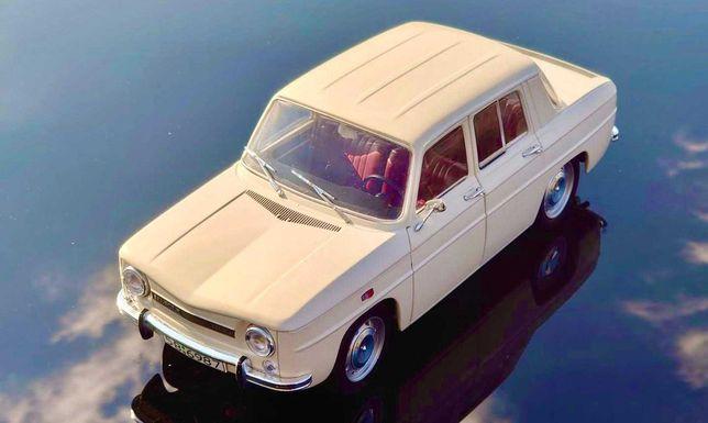 Macheta auto DACIA 1100 1/18 Solido, noua in cutie. Lungime 24cm.