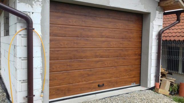Usi de garaj doorteck și automatizări NICE
