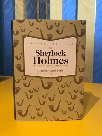 Carte Sherlock Holmes- the complete illustrated short stories