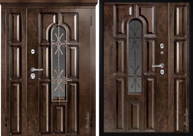 Дверь Кардинал М860 двухств (ковка), М860/6, улица, в рассрочку!