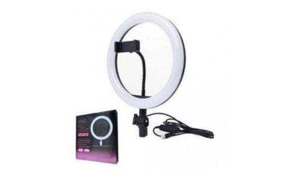 Комплект LED ринг лампа с трипод и вградено дистанционно Ring Fill Lig