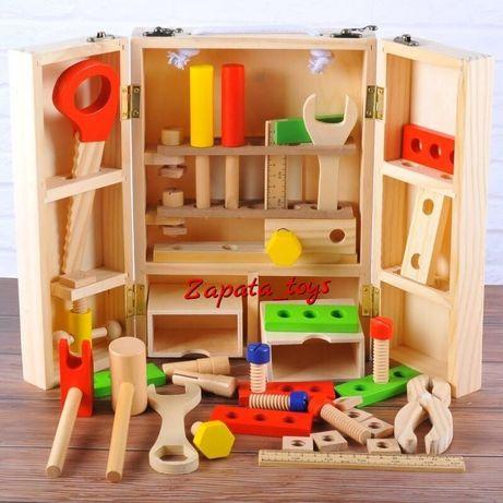 Детские инструменты деревянные