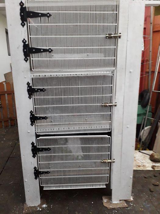 Cușca pentru iepuri clasă LUX Deva - imagine 1