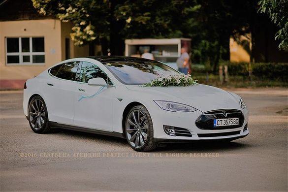 Тесла под наем за бал сватба Tesla S bal svatba rent a car кола за бал