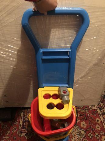 Детска играчка работилница