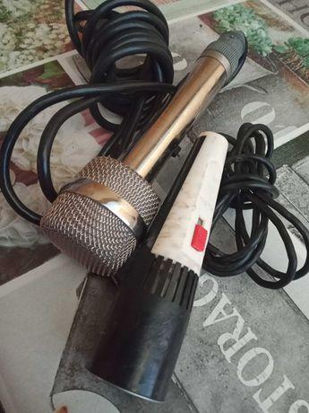 Стари Ретро Микрофони.