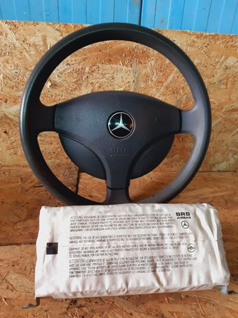 Volan complet/airbag passager Mercedes A-class W168