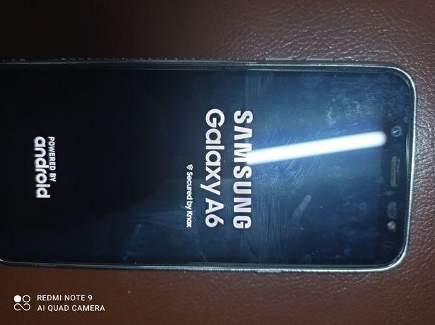 Телефон Samsung а 6