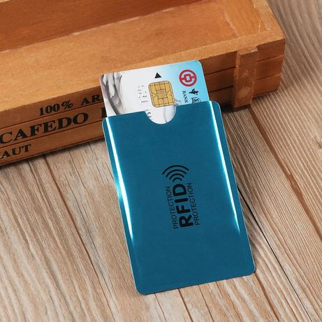Protecție card contactless RFID