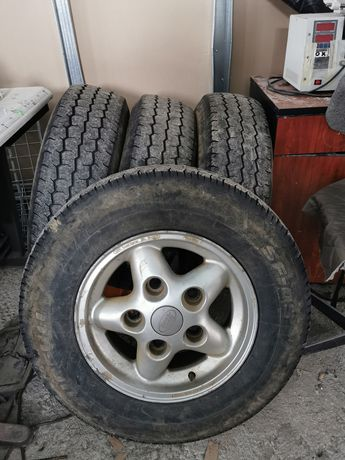 Джанти Land Rover Discovery / Ленд Ровър Дискавъри 16 5х165,1