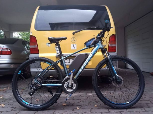 Bicicleta Electrica Curier