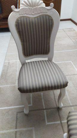 Перекраска и перетяжка стульев и другой мебели