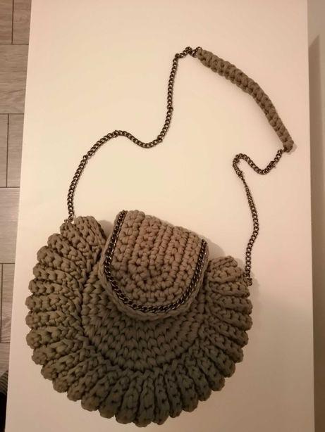 Geanta handmade croșetata