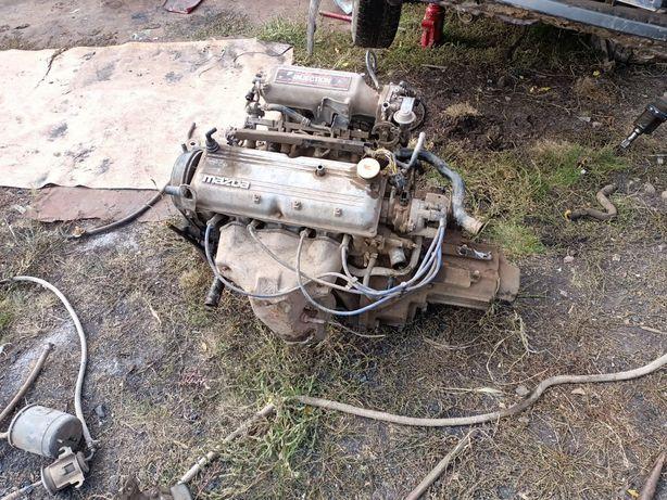 Продам двигатель Mazda 323 1.6 объем