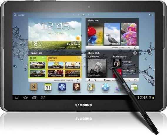 Tableta Samsung Galaxy Note N8000 : 10.1 inch, 16GB, WiFi, 3G