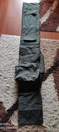 Husa laseta Crap 3 compartimente 205 cm crap
