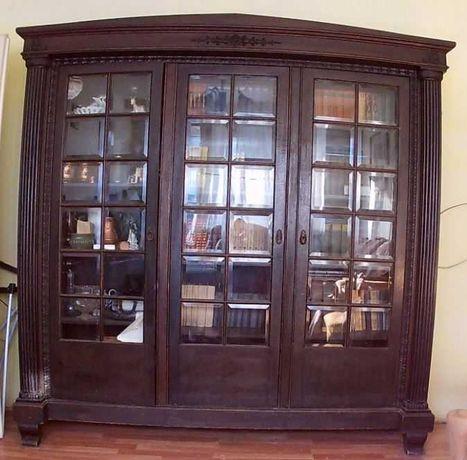 Biblioteca sufragerie vintage Stil Chippendale