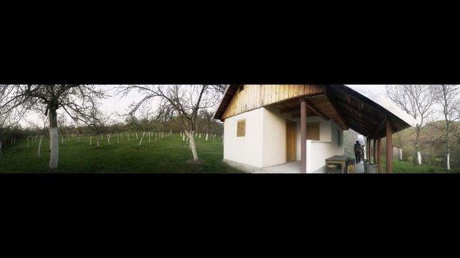 Vand cabana+teren