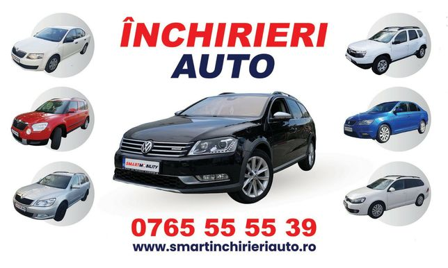 Smart Rent A Car / Inchirieri Auto Roman
