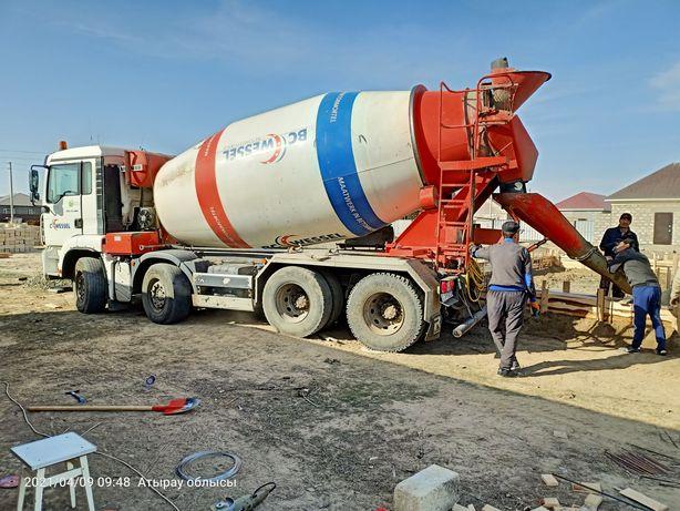 ТОО Батыс бетон Атырау производит и продает товарный бетон