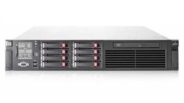Сервер HP DL380 G7 2xE5620 / 32Gb / 2x300Gb 10K/ P410i 512mb / 2x 460W