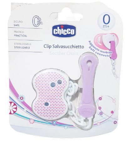Клипс за залъгалка Chicco