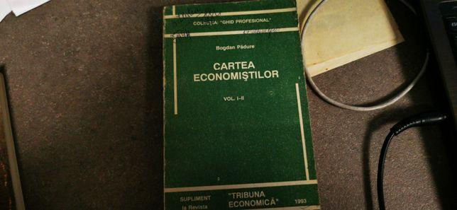 Cartea Economistilor –Bogdan Padure – Tribuna EConomica 1993