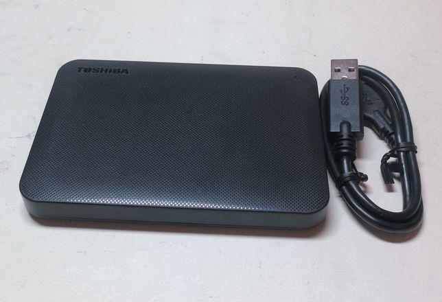 Продам внешний жесткий диск Тошиба на 500 гб