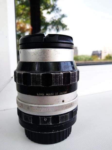 Nikkor-p 105mm
