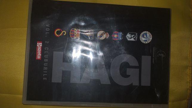 "Dvd ""Hagi "" -vol.2 Cluburile"