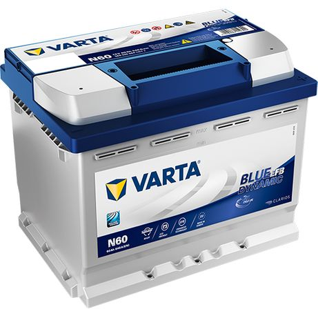 Аккумуляторы Vartа 70Ah E23 в Шымкенте