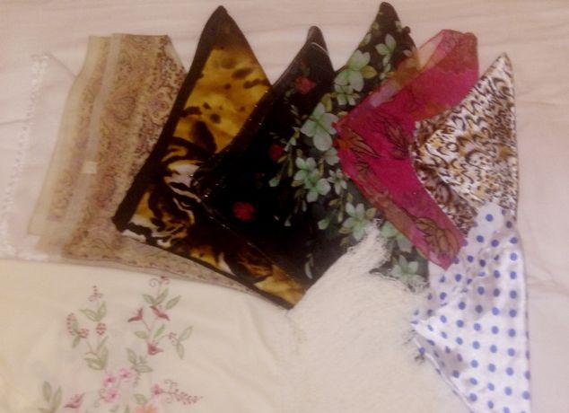 Женские платки.