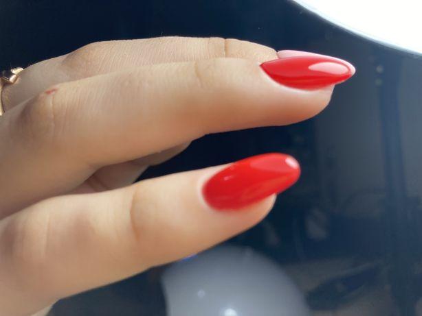 Ногти,гель покрытие, наращивание