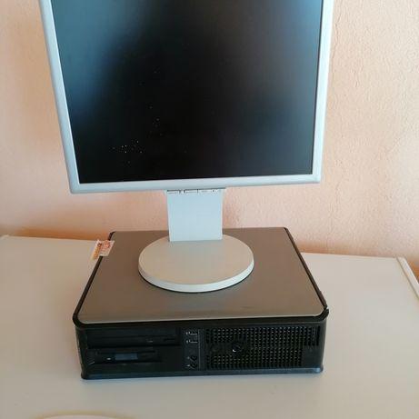Echipament complet birou:xerox, calculatoare, server, birouri, scaune.