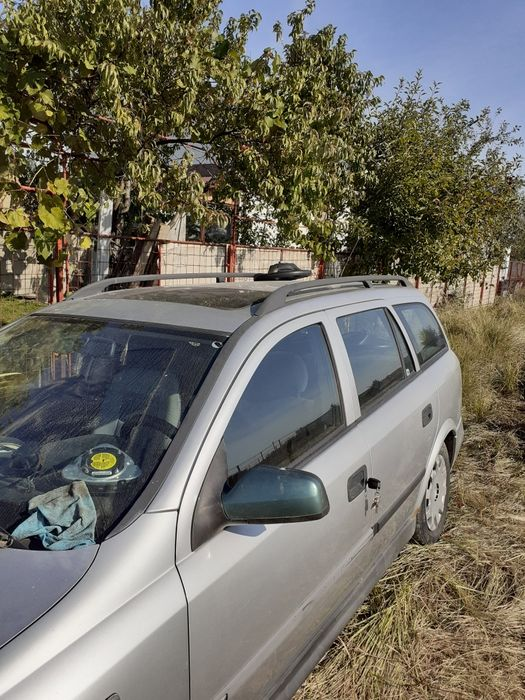 Set bare bari longitudinale plafon Opel Astra G Brek Bragadiru - imagine 1