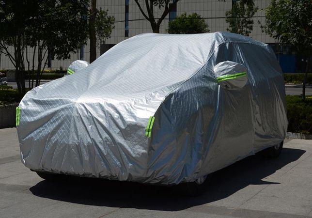 Тент-чехол для на кузов джипа внедорожника крузака Тойота Ниссан