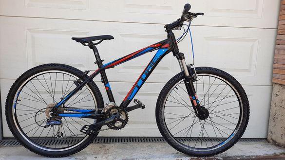 Планински алуминиев велосипед CUBE 26цола