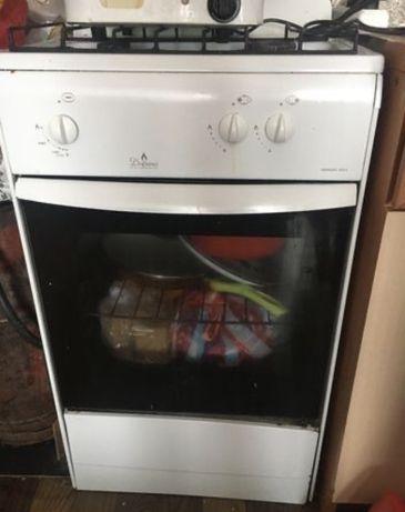 Газ плиты духовка