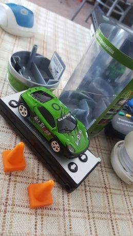 masinuta Top racing second generati coca cola motorizata cu telecomand