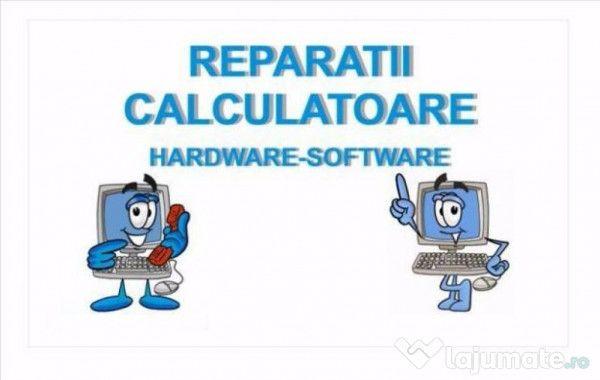 Reparatii laptop-uri si calculatoare