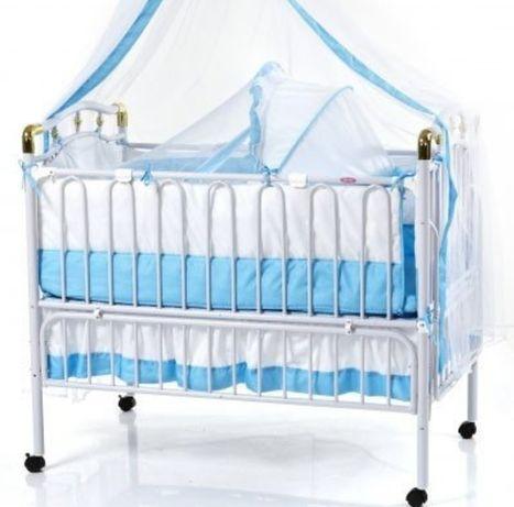 Срочно продам детский манеж кровать