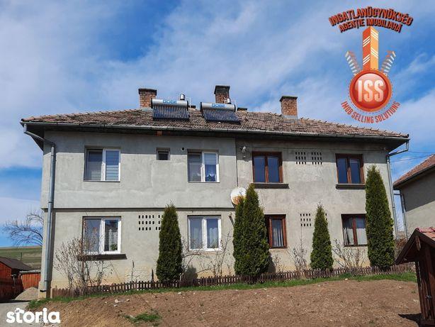 De vânzare la Sâncrăieni Ciuc, apartament cu două camere