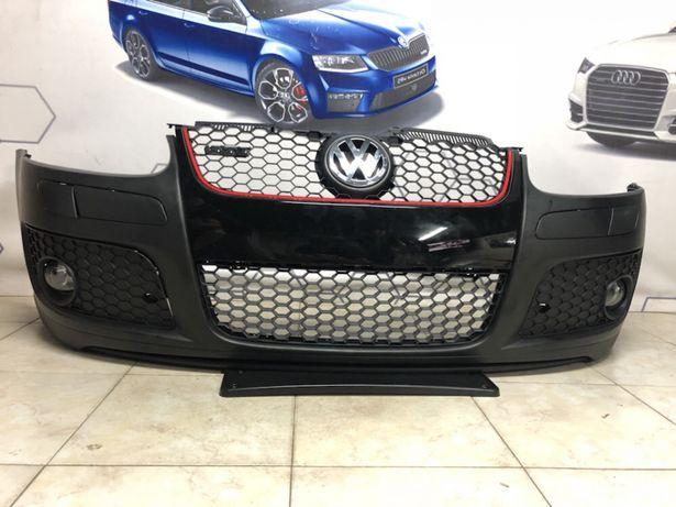 Bara Fata VW Golf 5 GTI Completa cu Emblema si Proiectoare
