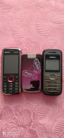 4 бр. телефони ,работят