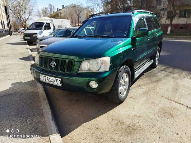 Продам Toyota Highlander 2003 года