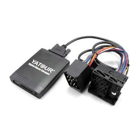 MP3 USB AUX адаптер Yatour YT-M06 BM1 для BMW