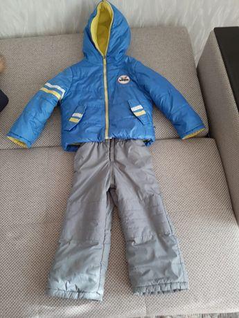Продам детский зимний комбенизон на мальчика .