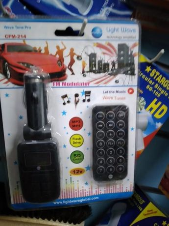 Модулятор FM для машины