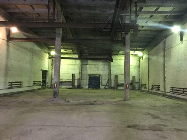 Сдам склады до 3500 кв/м