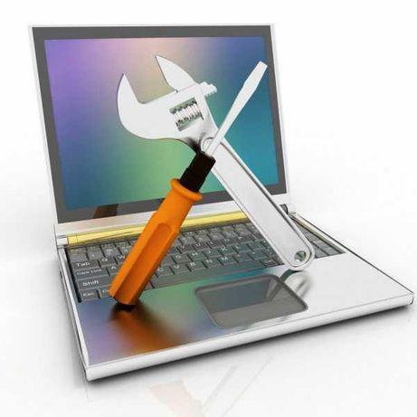 Запись Игр Ремонт Компьютеров ПК Ноутбуков Программа Установка Windows